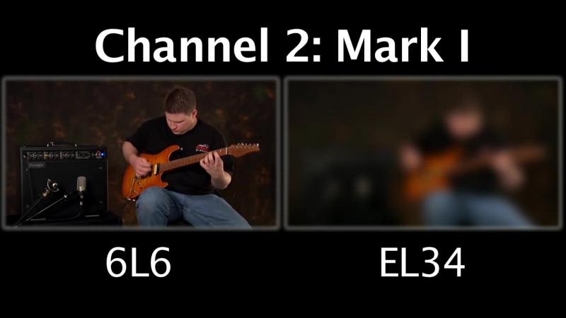 6L6 vs EL34