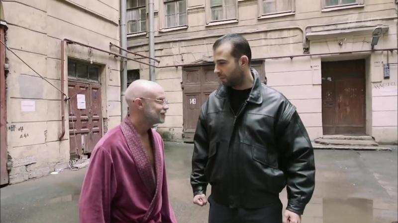 Вечерний Ургант. Пролог - пародия на т-с Бандитский Петербург (22.06.2016)