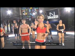 Jennifer Nicole Lee - 5. Crazy Circuit Cardio. JNL Fusion |  Дженнифер Николь Ли - Аэробно-силовая тренировка