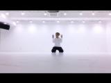 [VK] [dance practice] BTS HOPE - WINGS: BOY MEETS EVIL (161124 Hope On The Street)
