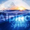 Alpina Springs - продажа питьевой воды, кулеров.