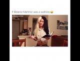 если бы мелани мартинез было официанткой ?