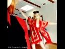 That Poppy танцет в Рождество с ушками Микки Мауса / thatpoppy