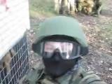 Russians soldiers Злые зеленые человечки