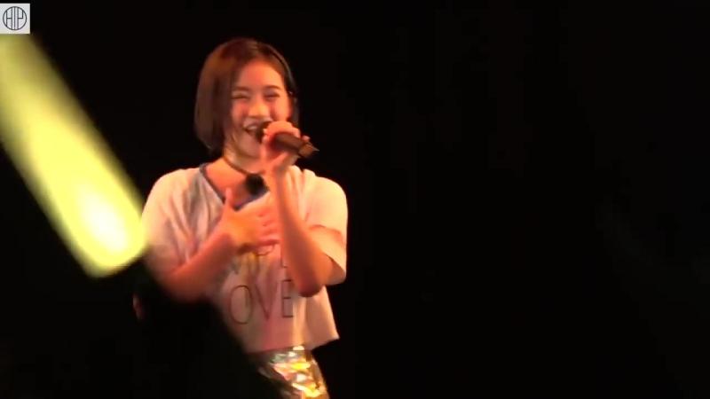 Sasaki Rikako ANGERME「私の魅力に 気付かない鈍感な人」 岐阜Club G 2016 11 12