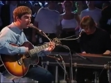 Oasis White Room Sessions - Talk Tonight (with Paul Weller)