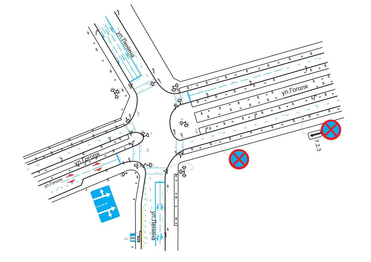 В ГАИ анонсировали закрытие ещё двух пешеходных переходов - на ГОБК и ул. Ленинградской
