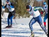 Сборная района в своей подгруппе заняла третье место на областных зимних играх «Снежные узоры»