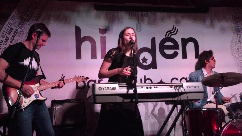 СтереоШейк - Пижон, концерт в Hidden Bar (19 декабря 2016)
