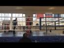 Алиев Джапар 1 раунд(синий угол)