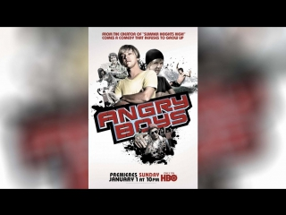 Злые парни (2011)   Angry Boys