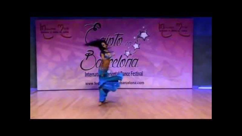 Loretta Festival Egipto en Barcelona 2014