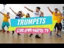 Trumpets | Zumba® | Live Love Party | Trumpets Challenge | DUTTYSTEPPINZ
