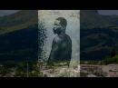Человек выживший при извержении вулкана