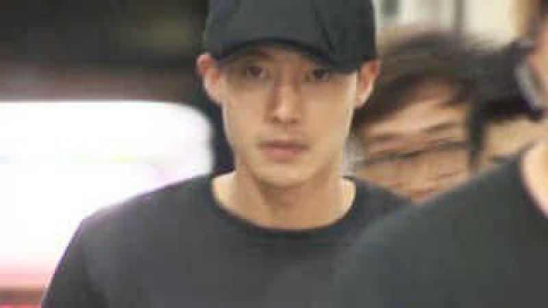 16억 공방 김현중 - 전 여자친구 법정서 재회