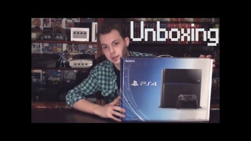 PS4 Unboxing (Playstation 4)