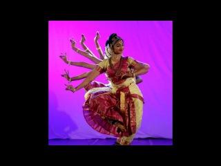 Sridevi Nrithyalaya - Bharatanatyam Dance - Jathiswaramn