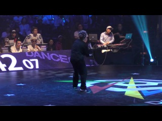 RINKA (FAME / Burst) vs Shigekix (K.A.K.B) 1/2 FINAL KIDS / DANCE@LIVE 2016 FINAL