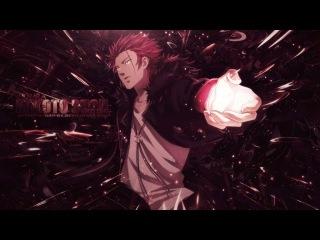 Bryan Keat - Аниме Реп про Красного Короля Микото Суо из Проект Кей | Rap do Mikoto Suoh