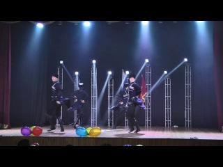 Концерт НАВРУЗ-праздник Весны 2017, ЕврАзОЦ, ТГПУ