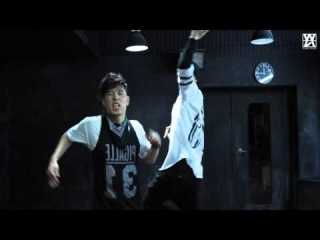 Mirrored [dance cover WAWA] NCT U - The 7th Sense [Cover by.ROOKIE/YKNOW]
