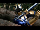 Gold Rangers First Fight - Power Rangers Samurai Unexpected Arrival Episode