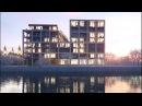 SCHELDE 21 by Vincent Van Duysen Architects Residential Building Animation in Antwerpen