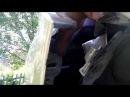 Ставим передний бампер правильно без ступеньки возле крыла Рено меган 2