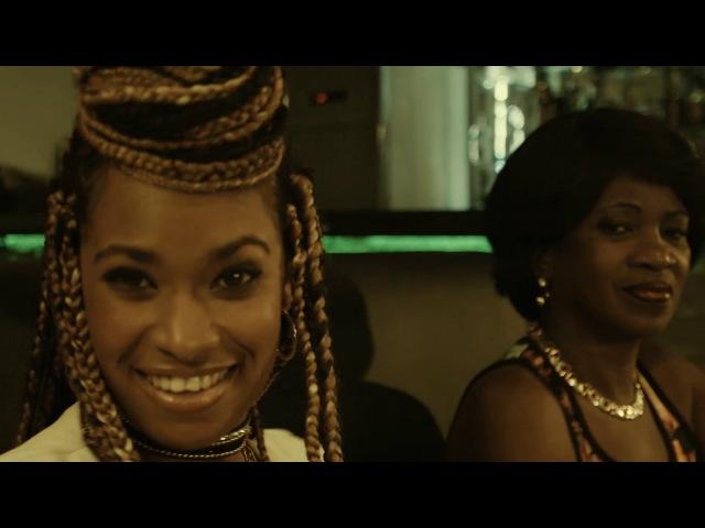 La Negra Adonis y Osain del Monte Video 2017