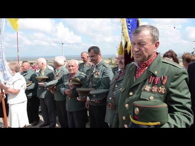 Бесы Львов Перезахоронение карателей СС Галичина Ukraine The reburial of punitive SS Division