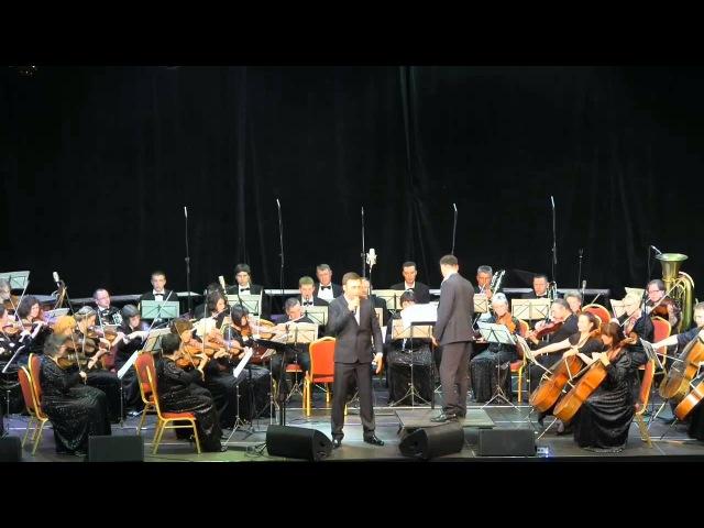 Лизавета Владислав Косарев и Орловский губернаторский симфонический оркестр