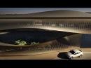 Zaha Hadid Architects unveils wetland preservation centre for Saudi Arabia