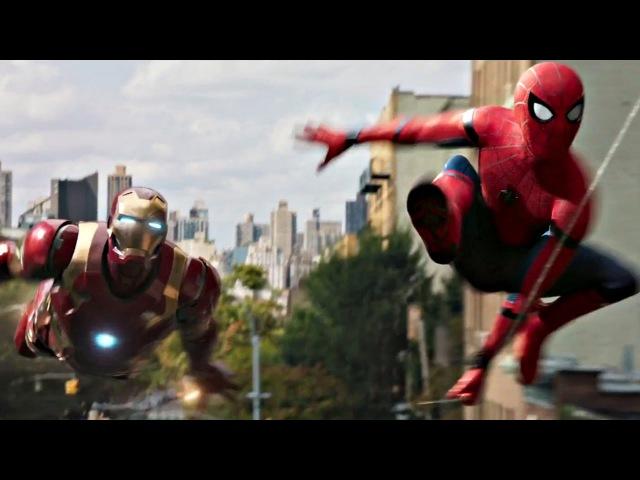 Человек-паук: Возвращение домой — Русский трейлер. 2017.