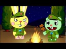 Happy Tree Friends Cuddles and Flippy