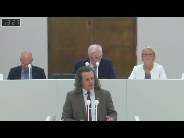 Steffen Königer zum Genderwahnsinn. AFD im Landtag