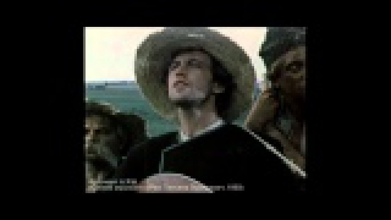 10 12 04 Відеофрагмент 2 Історична пісня «За Сибіром сонце сходить» Хф «Сліпий музи...