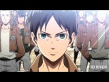 AMV - Атака титанов /Attack on Titan . Микаса и Эрен