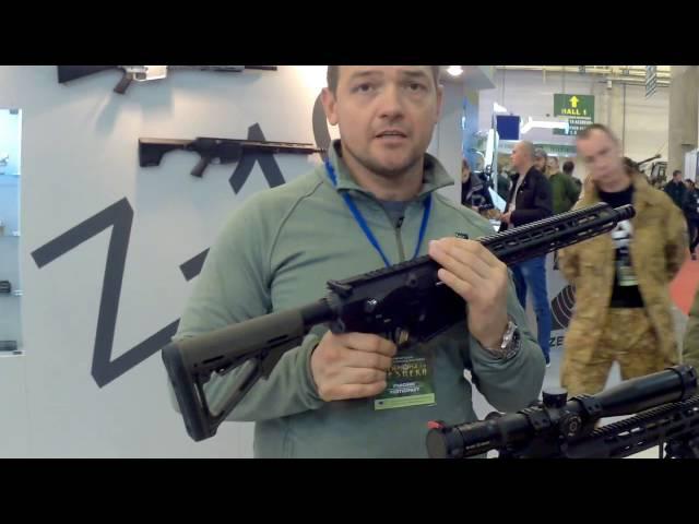 Zbroyar Z-10 Gen III (.308) \ Александр Милюков \ Оружие и безопасность 2016