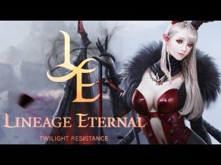 Lineage Eternal CBT Succubus Selene Open World Gameplay