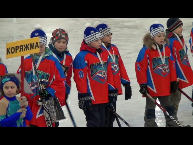 Инта закрытие турнира им Жлуктова 2017г