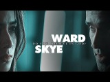 Do you believe in god  Skye and Ward