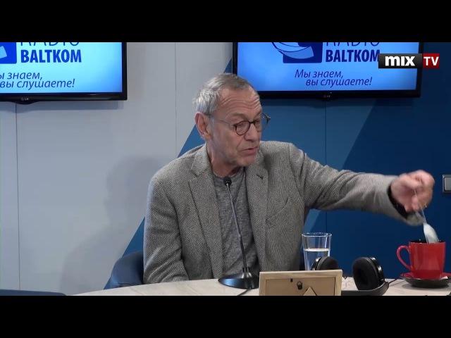 Кинорежиссер и сценарист Андрей Кончаловский в программе Встретились, поговорили MIXTV