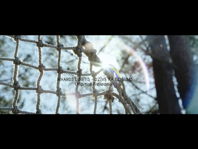 Rihards Lībietis - Dzīve kā košums (Albums Gadalaiki. Pavasaris. Ģitāra)