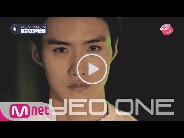 PENTAGON MAKER [M2 펜타곤메이커] 힐링 보컬 여원 최초공개 (The first teaser of YEO ONE) (Teaser X Pentagraph) EP1 160
