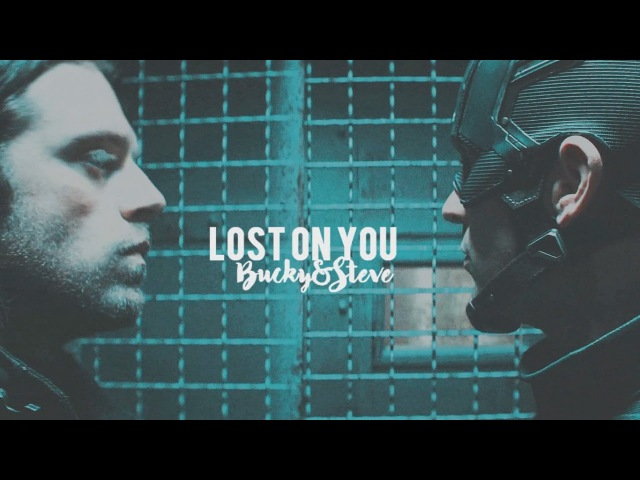 • lost on you (bucky barnes steve rogers)