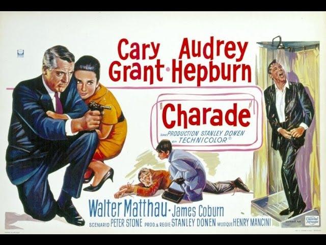 Charade (1963) Stanley Donen (multi sub)