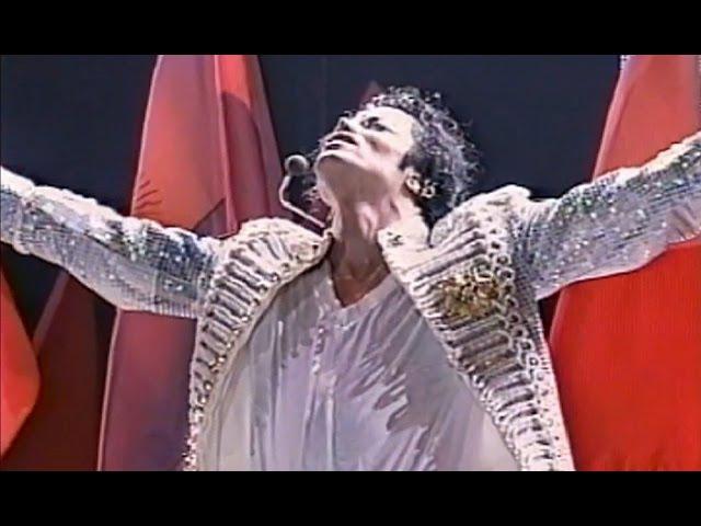 Michael Jackson - HIStory Tour live in Kuala Lumpur (Malaisia) - 1996