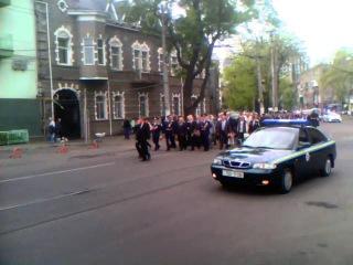 Парад ветеранов Одессы - 9 мая 2016 (ул.Белинского в парк Шевченко)