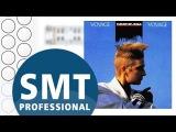 Как играть на гармони Voyage Voyage  How to play on accordion  SMT Pro