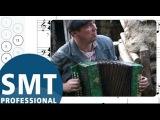 Как играть на гармони Имел я деньги пребольшие  How to play on accordion  SMT Pro